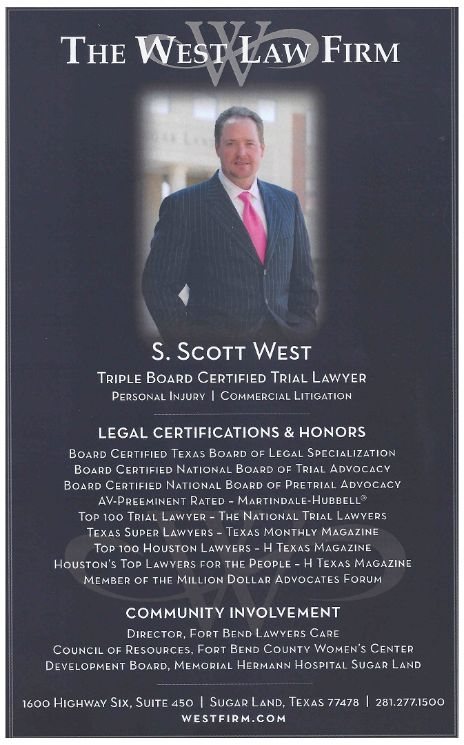 Scott West Ad